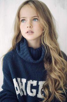 The Youngest Super Model of 2014 – Kristina Pimenova
