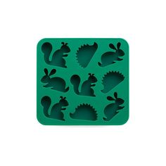 See the Frost for the Trees Ice Cube Tray ($9.99) found on Polyvore