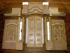 Casa Real, Valance Curtains, Divider, Room, Furniture, San Martin, Home Decor, Mayo, Gardens