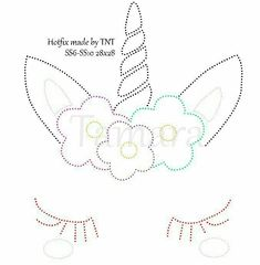 Best 11 Phenomenal Embroidery on Paper Ideas – SkillOfKing. String Art Templates, String Art Patterns, Diy And Crafts, Crafts For Kids, Preschool Crafts, Unicorn Crafts, Unicorn Diy, Unicorn Decor, Nail String Art