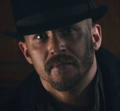 Tom Hardy as James Keziah Delaney