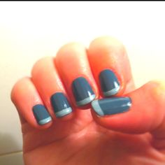 My nails. Thanks for all the re-pins! Wow! - Doody Mac