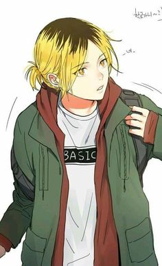 Картинка с тегом «haikyuu, kenma, and nekoma»