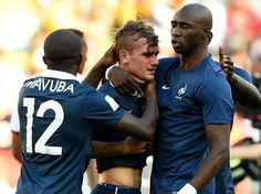 France - Allemagne : Antoine Griezmann en pleurs.