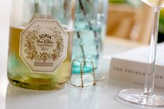 """Cheaper alternative to perrier jouet, but still a gorgeous bottle. """"Sofia"""" by Francis Ford Coppola"""