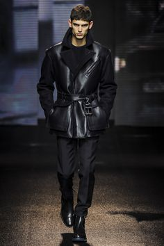 0bb94c0d1f1 Salvatore Ferragamo Fall 2013 Menswear Fashion Show