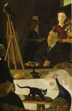André Derain (French,born 1880 - 1954) André Derain's Studio