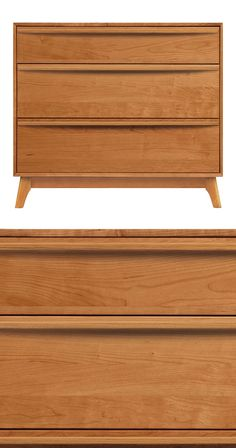 An exquisite warmth jumps out at us when we glance at the Warwick Cherry Dresser. Aside from the solid quality of natural cherry wood, this sleek quasi-contemporary piece offers a blend of organic and ...  Find the Warwick Cherry Dresser, as seen in the Bedroom Refresh Sale: Dressers & Nightstands Collection at http://dotandbo.com/collections/january-bedding-sale-dressers-and-nightstands?utm_source=pinterest&utm_medium=organic&db_sku=117791