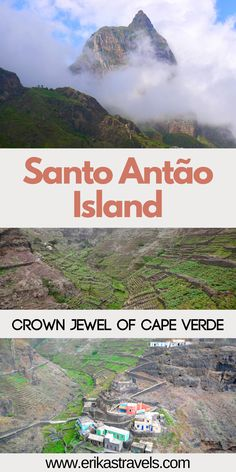 Santo Antao Island is spectacular. Discover the best hiking trails, places to stay, places to eat, and things to do in Santo Antao Cape Verde. Travel Advice, Travel Guides, Travel Tips, Pauls Valley, Cape Verde, Love Island, Day Hike, West Africa, Africa Travel