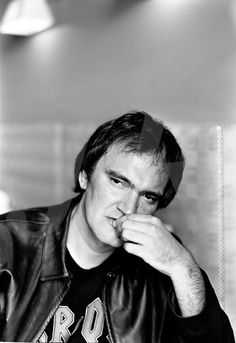 Portrait Quentin Tarantino