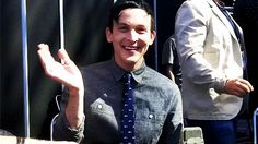 robin lord taylor's smile <3