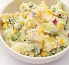 Allerlei-salade · EVA maakt het plantaardig