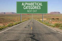 "All know-it-alls will spark some fierce competition if you play ""The Alphabet Categories."""