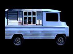 Van and Cottage