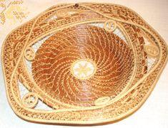 Connie Wilkinson Pine Needle Basket 15