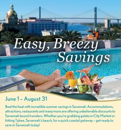 Savannah hotel deals are popping up for the summer!