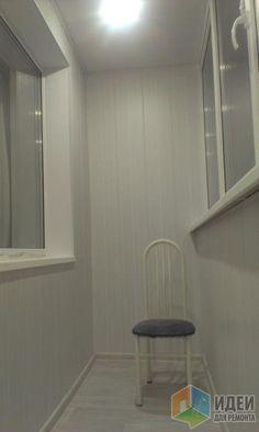 балкон, утепление балкона своими руками, как утеплить балкон самому Home Renovation, Bathroom Lighting, Mirror, Furniture, Home Decor, Flat, Balcony, Homemade Home Decor, Bathroom Vanity Lighting