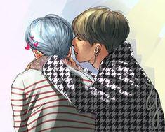love or hater manga wallpaper \ love or hater manga ` love or hater manga wallpaper ` love or hater manga icons Jimin Jungkook, Taehyung, Vmin, Busan, K Pop, Fanart Bts, Bts Maknae Line, Cute Kawaii Drawings, Korean Couple