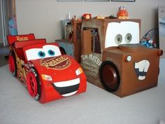 cardboard car costume instructions