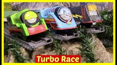 Thomas and Friends are very useful engines on the Island of Sodor. Engines want to go faster and win the race. Accidents will happen. Thomas Toys, Toy Trains, Thomas The Tank, Thomas And Friends, Racing, Shit Happens, Running, Auto Racing, Thomas The Train