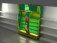 Knorr shelf in shelf on Behance