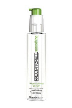 Paul Mitchell Super Skinny Serum, $16, this stuff is amazinggg <3 my fav for sure as far as smoothing serums go!
