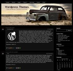 20 Awesome Vintage WordPress Themes | Free and Useful Online Resources for Designers and Developers Diy Online, Online Blog, Themes Free, Vintage Theme, Website Designs, Wordpress Theme, Image Search, Blogging, Web Design