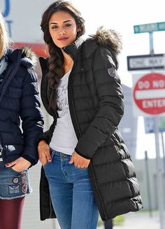deb0c8b0a70642 Hilfiger Denim Quilted Down Coat or grizzly throw(best name haha) Hilfiger  Denim,