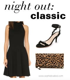 Night Out Looks for every gal — Sophisticaited