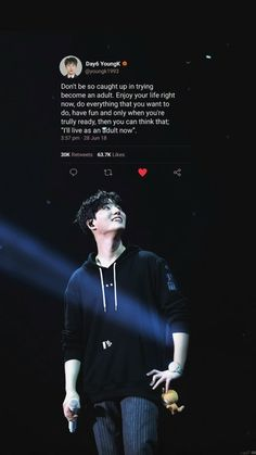 Find images and videos about kpop, text and wallpaper on We Heart It - the app to get lost in what you love. K Quotes, Tweet Quotes, Lyric Quotes, Lyrics, Life Quotes, K Wallpaper, Wallpaper Quotes, Homescreen Wallpaper, Refresh Quotes
