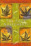 The Four Agreements: A Practical Guide to Personal Freedom, A Toltec Wisdom Book, don Miguel Ruiz, 9781878424501, #books, #btripp, #reviews