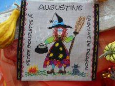 """CRéAdeS - Collection divers : """"Augustine"""""""