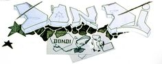 Dondi White website. Influential Graffiti artist from 1970s/1980s