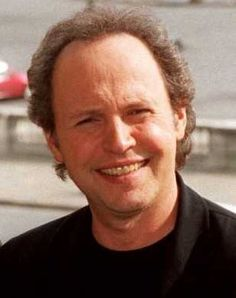 Billy-Crystal. / used to watch him on soap(TV show in the seventies), which was a great show. liked him ever since. he makes a great host at the award shows .
