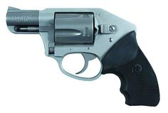 Charter Arms Off Duty Hammerless 38SP 2in Aluminum