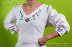Iwona Kiwacka-Majerczyk: Malowane ubranie góralskie