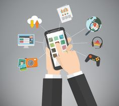 Mobile applications like games, music, camera applications, photo editing applications, reading applications and applications for cooking have made a quick entry into everyone's life and hence life has become very easy. #MobileApp #AppDevelopment #Miami #iOSMobileApp  #AppsDeveloper #AppleApp