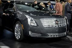 2013 Cadillac XTS Facelift