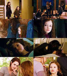 Bella and her daughter.