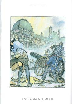 Milo Manara - Vol. 6, La Storia a Fumetti-130