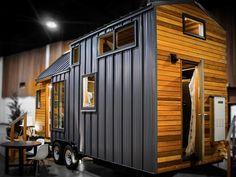 Kootenay Tiny House on Wheels by Green Leaf Tiny Homes 0010
