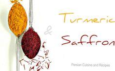 ##### Turmeric and Saffron-Persian Cuisine and Recipes