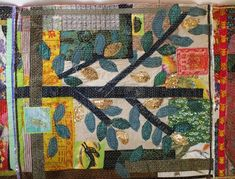 Anne Kelly Textiles - Small Worlds