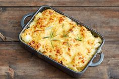 Lasagna, Macaroni And Cheese, Potatoes, Ethnic Recipes, Food, Mac And Cheese, Potato, Essen, Meals