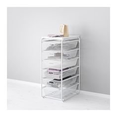 ALGOT Structura/6cestosrejll/baldasup IKEA