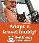 Travel Buddy! Best Friends Animal Society