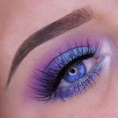 Makeup Geek Eyeshadows in Carnival and Fashion Addict + Makeup Geek Foiled Eyeshadows in Caitlin Rose, Pegasus and Whimsical + Makeup Geek Sparklers in Asteroid. Look by: lipsonfire_