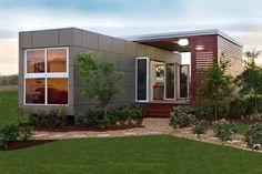 Single Pod Homes | Container Homes International