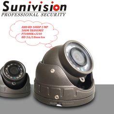 Small Vandalproof IR Mini Dome AHD Camera Bus/Vehicle/Car Camera 1080p