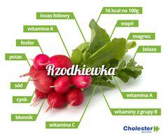 Czas na małą przekąskę, w której kryje się moc zdrowia!  #rzodkiewka #witaminy #zdrowejedzenie #zdrowie